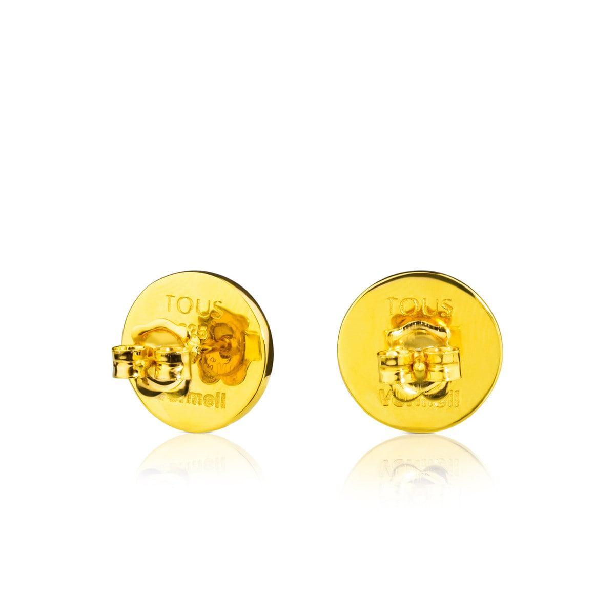 Vermeil Silver Bahia Earrings