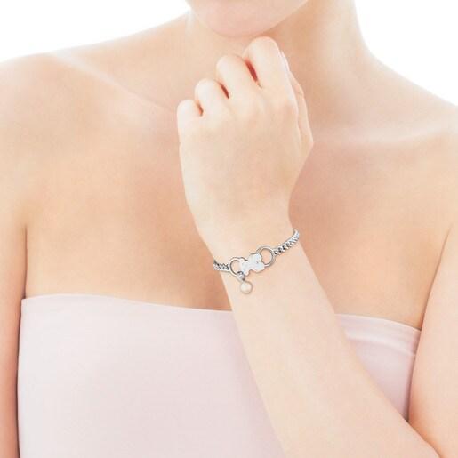 Bracelet Sweet Dolls en Argent