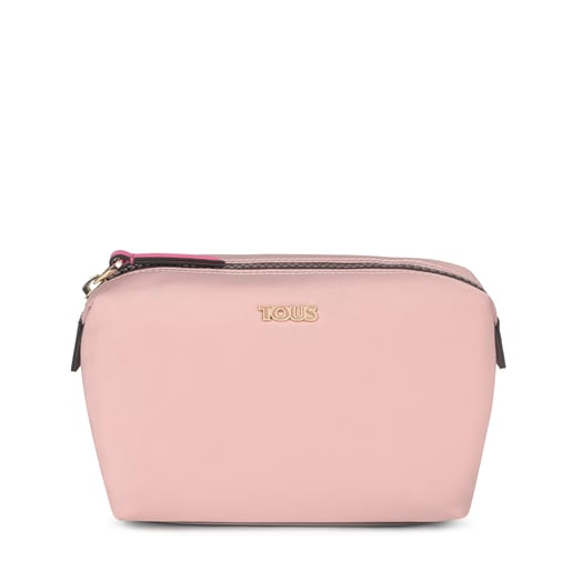 Large pink Shelby Toiletry bag