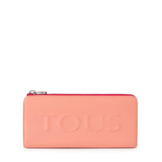 Medium pink Dorp Wallet