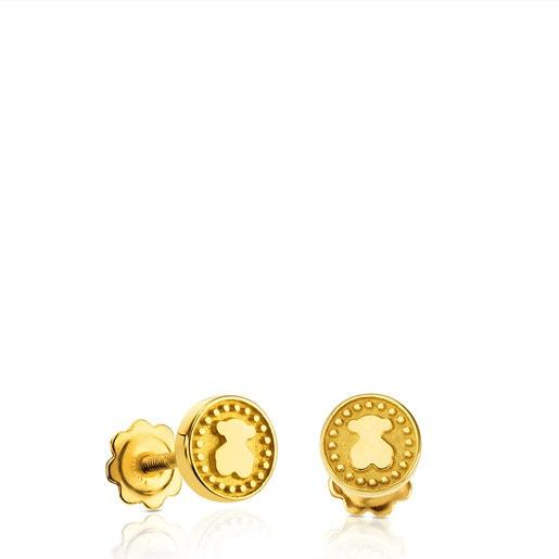 Gold Baby TOUS Earrings