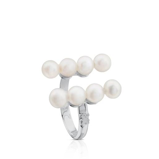 Δαχτυλίδι Straight από ασήμι