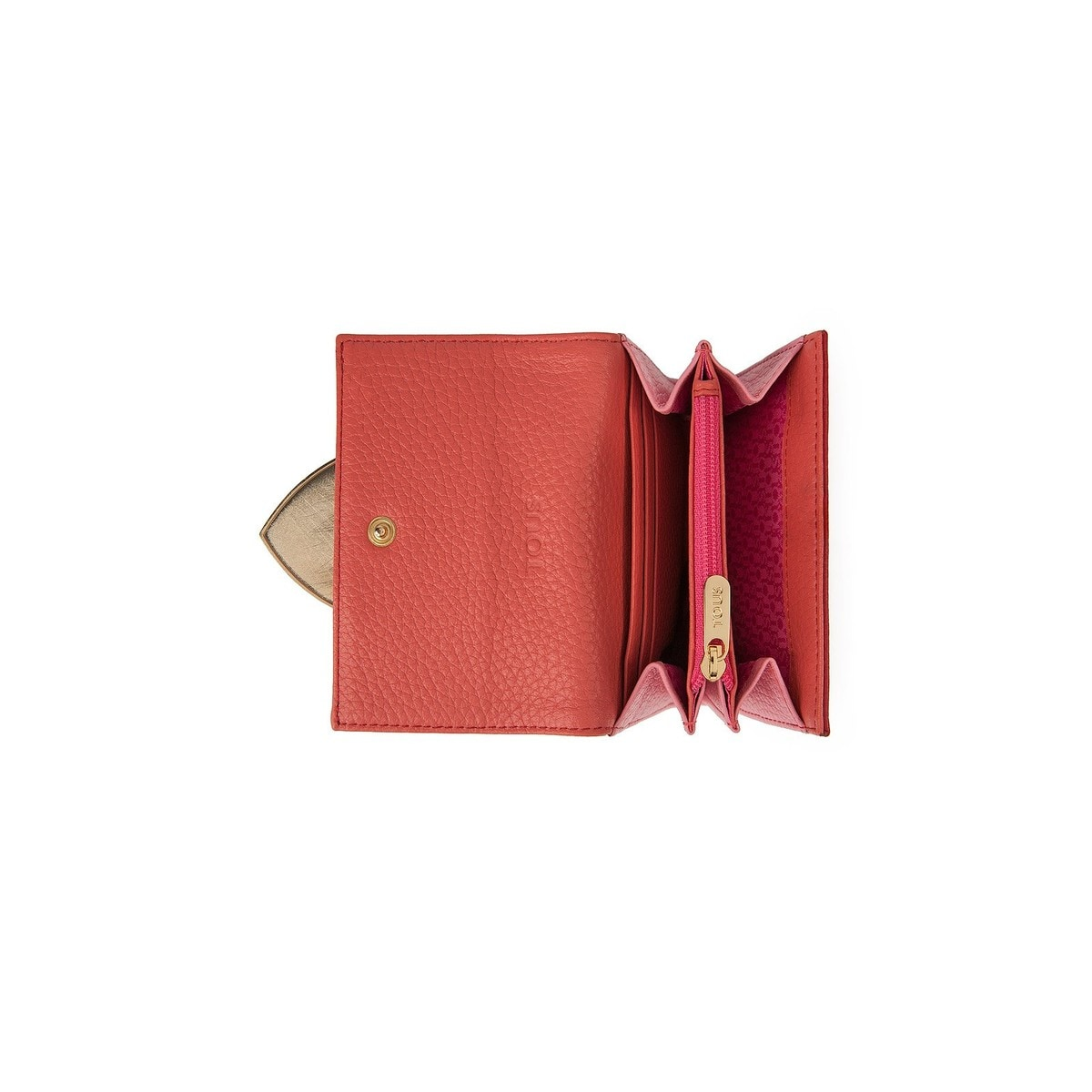 Love Day Wallet in Leather