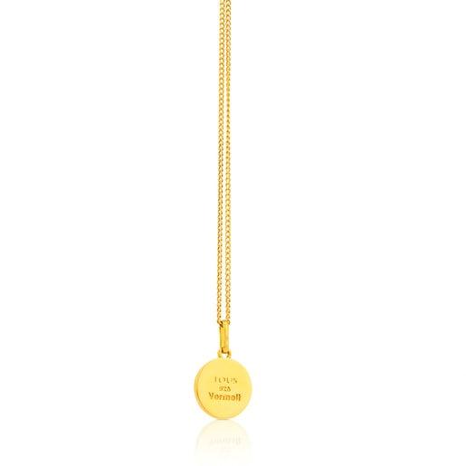 Vermeil Silver Bahia Necklace