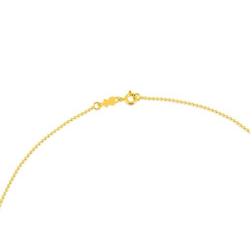Gargantilha TOUS Chain em Ouro