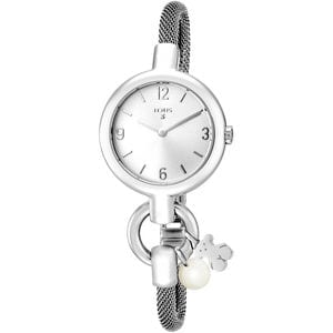 Reloj Hold Charms de acero