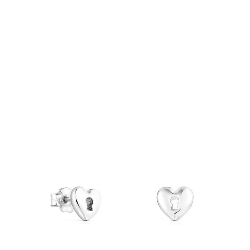 Silver San Valentín Earrings - Online Exclusive