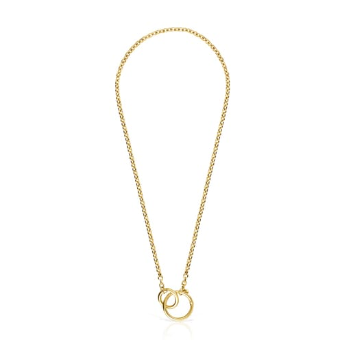 Gold Hold Necklace 37.5cm.
