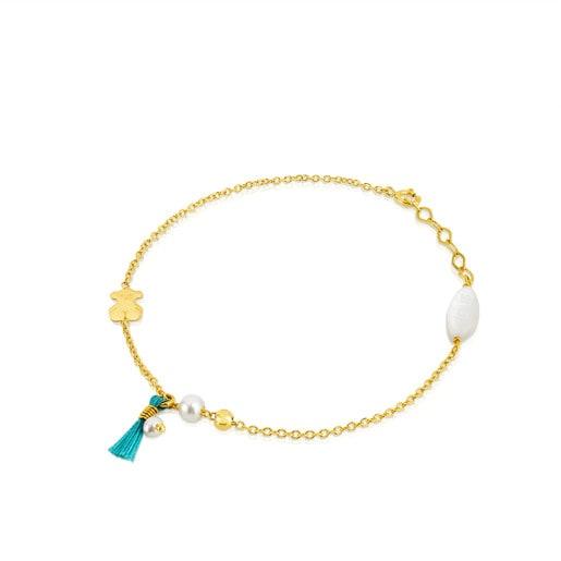 Gold Whim Bracelet