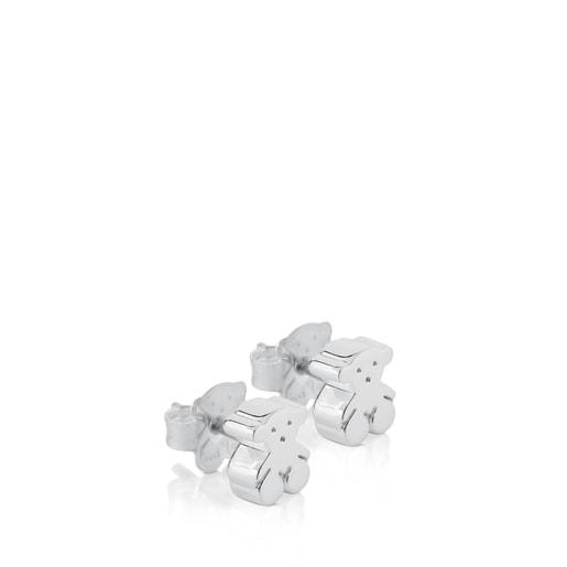Silver Sweet Dolls Earrings
