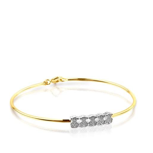 Bracelet Icon Gems en Or et Diamants