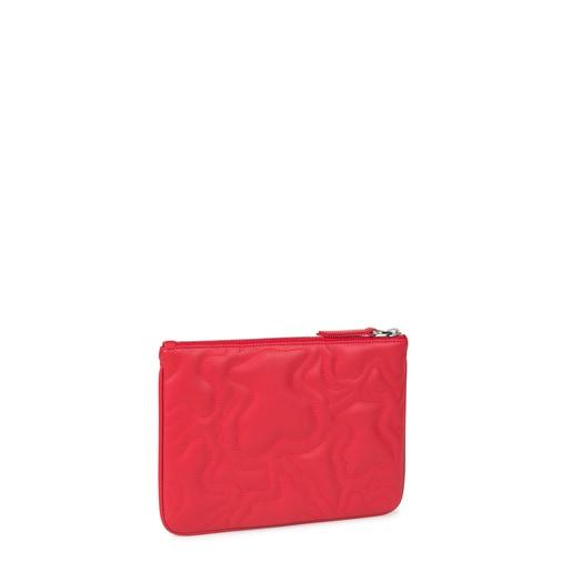 Bolso clutch Kaos Dream rojo