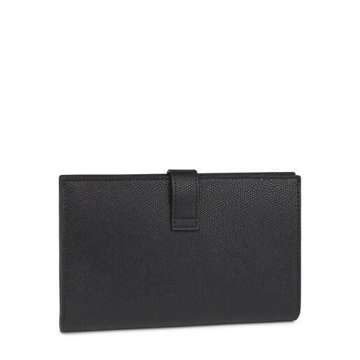 Medium black TOUS Essential Wallet