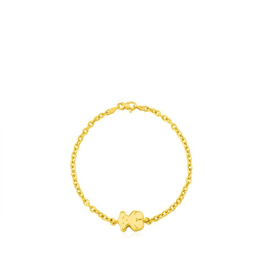 Armband Sweet Dolls aus Gold