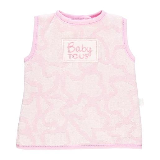 Kaos T-shirt bib in pink