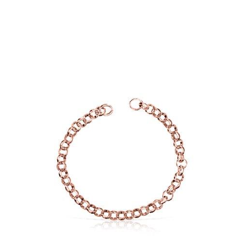 Bracelet Hold en Argent Vermeil Rosé