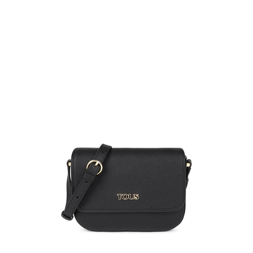 Μαύρη τσάντα Χιαστί TOUS Essential