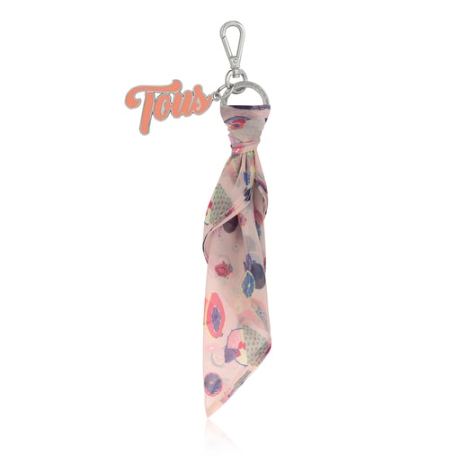 Llavero Tous Fruits Scarf Multicolor