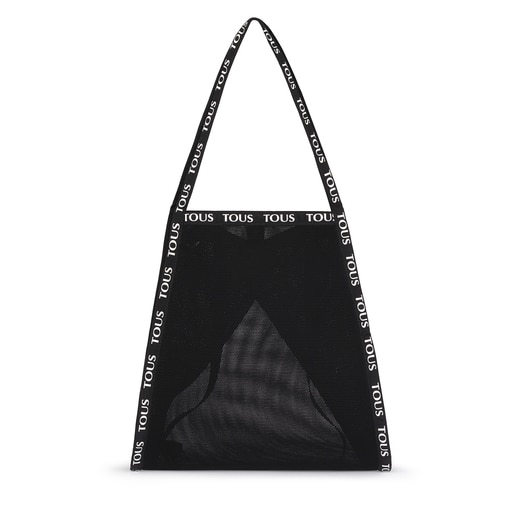 Black T Colors Collection Shopping Bag