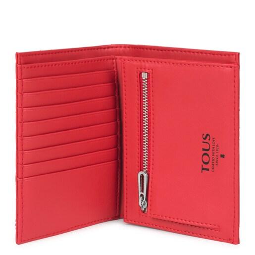 Medium red Kaos Dream Wallet