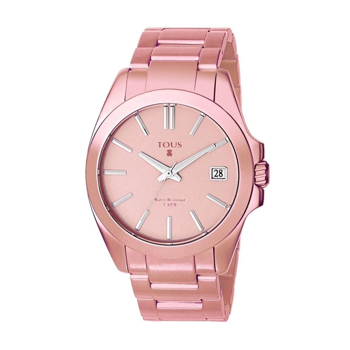 Reloj Drive Aluminio anoditzat rosa