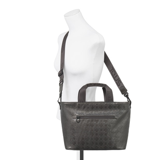 Large gray TOUS Urban Tote bag