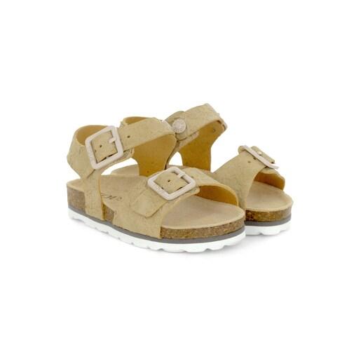 Sandálias desportivas com fivelas Kaos Beges