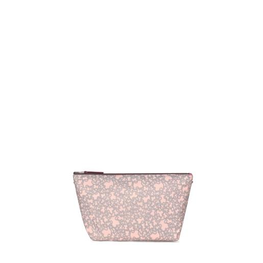 Μικρή ροζ τσάντα δύο όψεων Kaos Shock Shelby