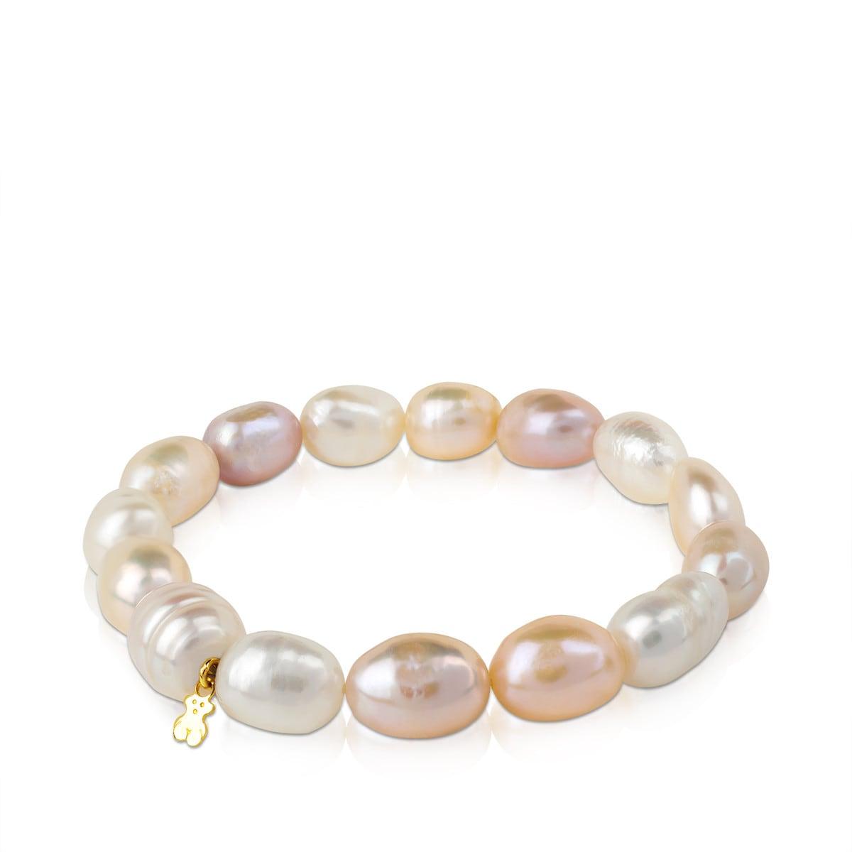 74330b958a08 Pulsera TOUS Pearls de Oro - Sitio web Tous España