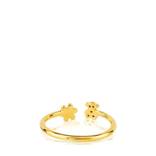 Ring Muak aus Gold
