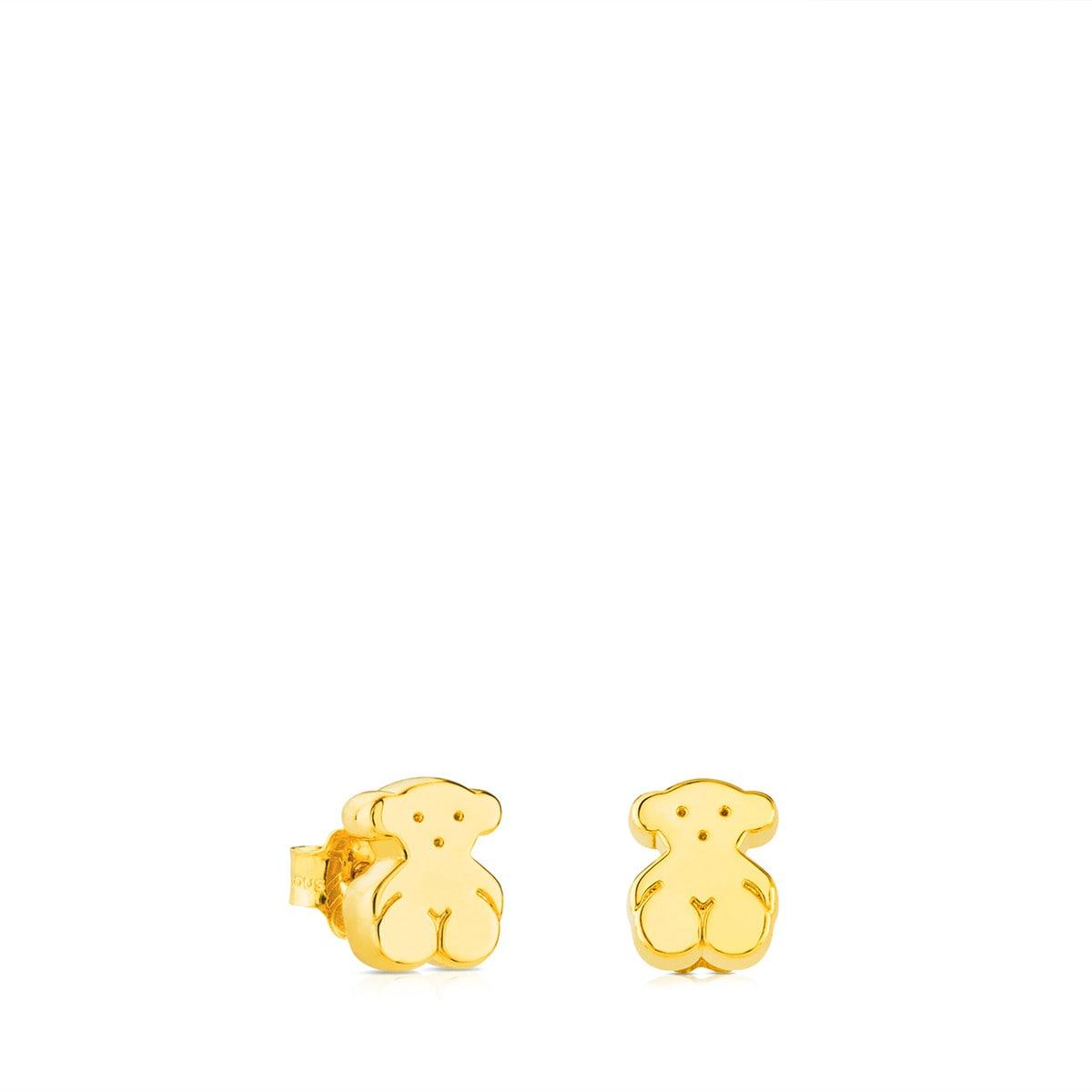 12d72d95af54 Aros Sweet Dolls de Oro - Tous