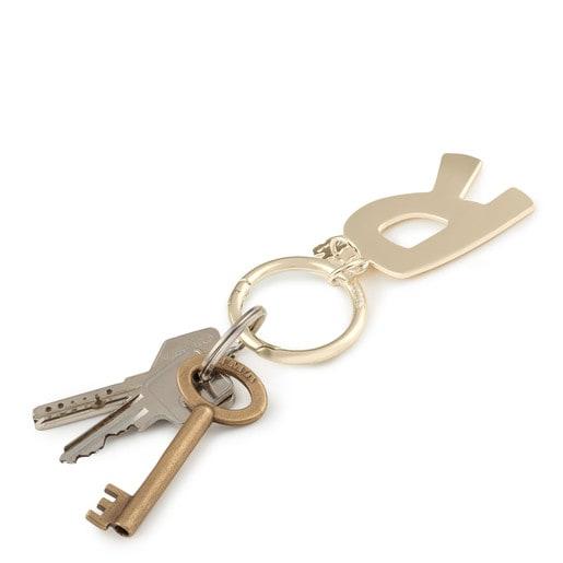Porta-chaves Touscedario Letra R