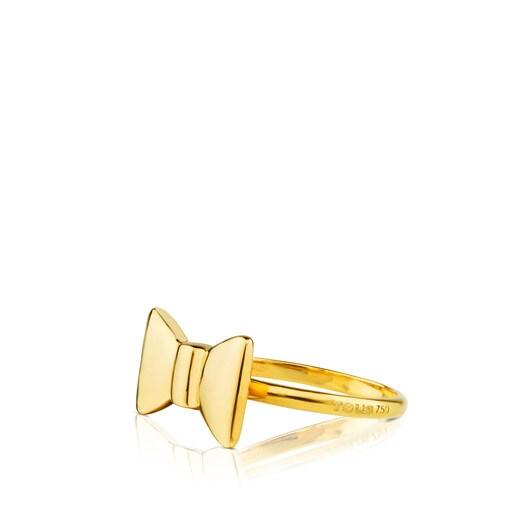 Gold Fermé Ring