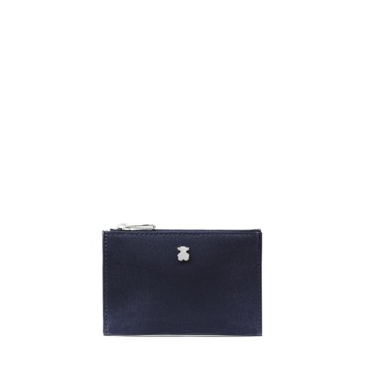 Μπλε Navy Πορτοφολάκι-Θήκη καρτών Dorp