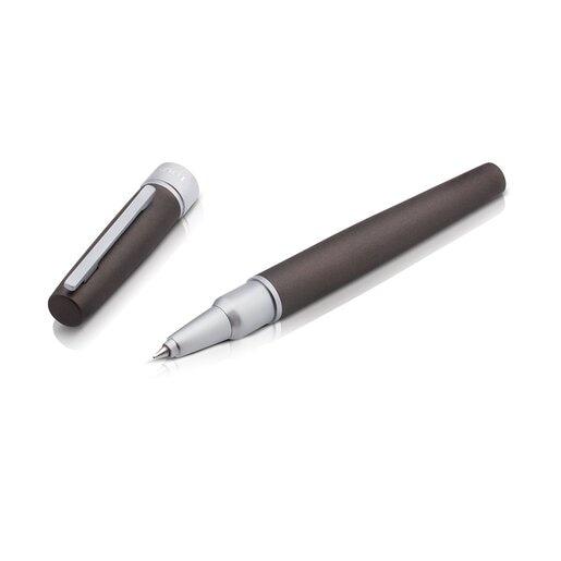 Bolígrafo roller en acero TOUS Writing