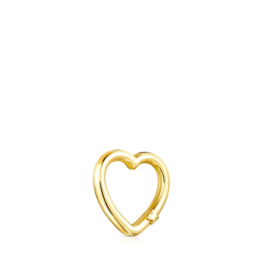 Hold Gold heart Ring