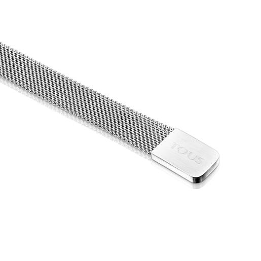 Steel Mesh Bracelet