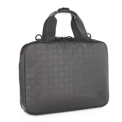 Gray TOUS Urban Briefcase