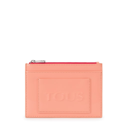 Flat pink Dorp Toiletry bag