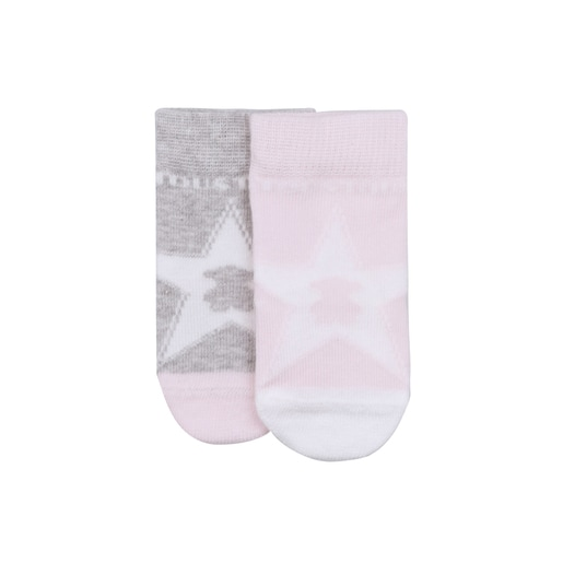 Set Calcetines combinados Sweet Socks Rosa