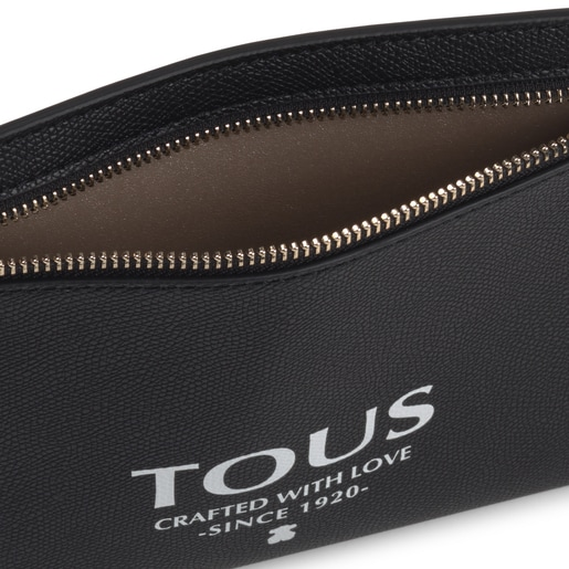 Bolsa clutch Tous Essential multi negro
