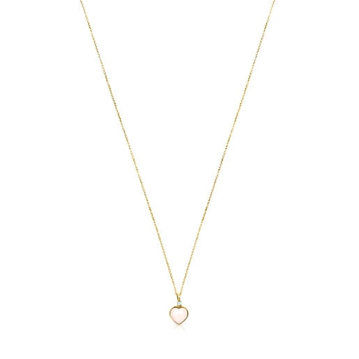 Collar de oro con ópalo y topacio TOUS Color