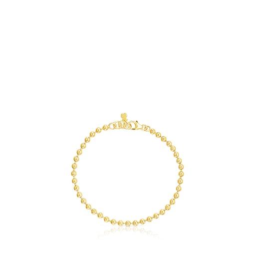 Armband Gloss aus Vermeil-Silber
