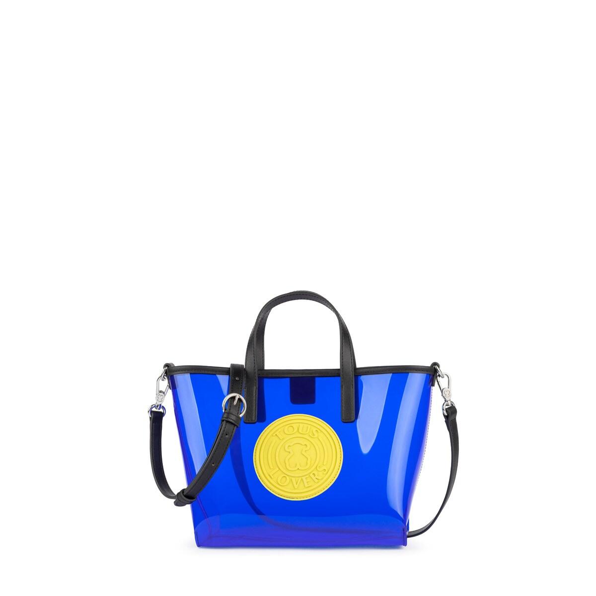 721017f6fc3f4 Small blue Tous Gum tote bag - Tous Site Puerto Rico