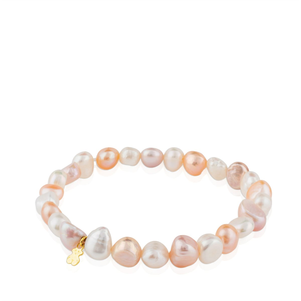 Pulseira TOUS Pearls em Ouro