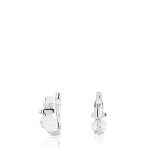 Silver Gen Earrings