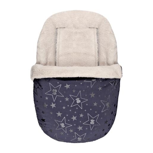 Saco porta-bebés grupo 0 Tec Star Azul Marinho