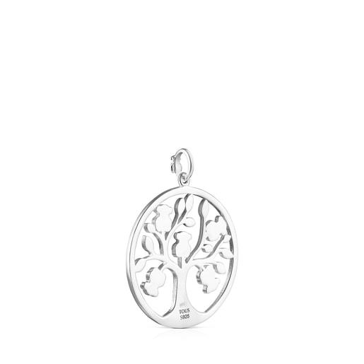 Anhänger TOUS Good Vibes Baum aus Silber