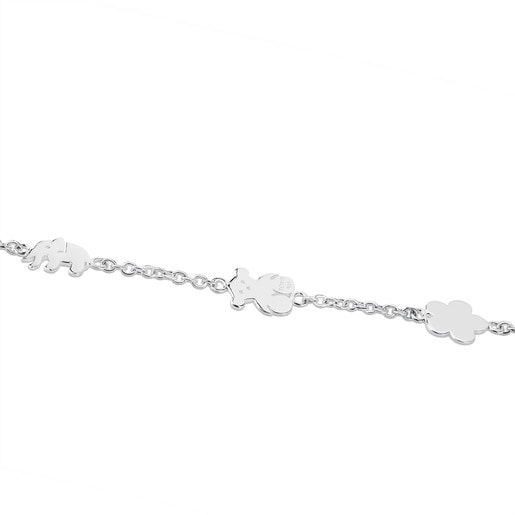 Silver Animalandia Bracelet