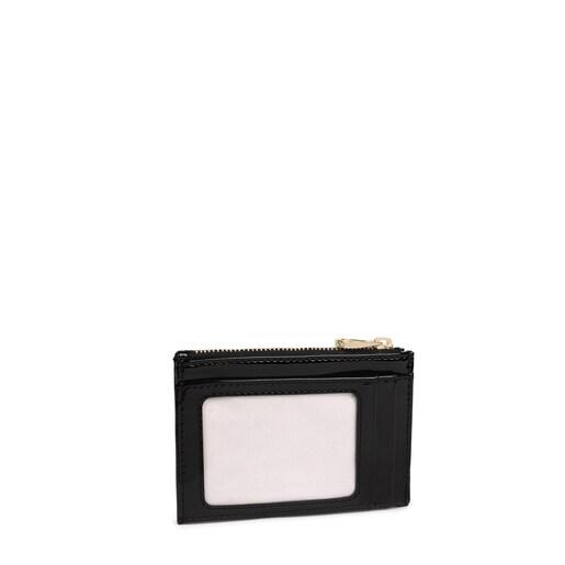Black Dorp Change purse-cardholder
